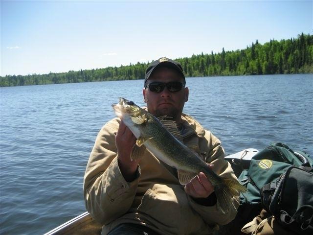 Dauner Fishing Trip - 2008 062