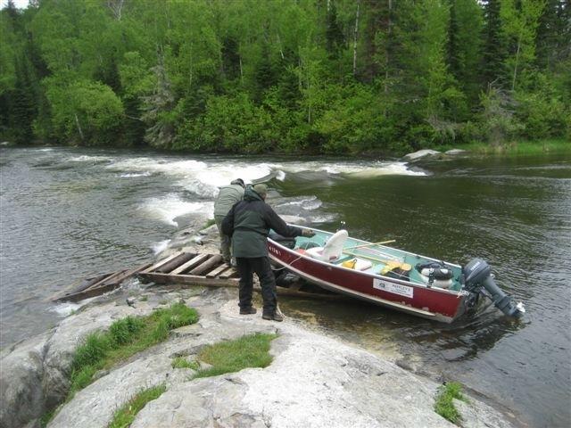 Dauner Fishing Trip - 2008 005