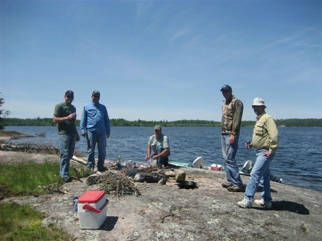 Dauner Fishing Trip - 2008 099