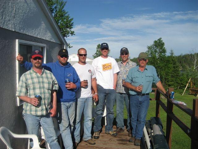 Dauner Fishing Trip - 2008 128