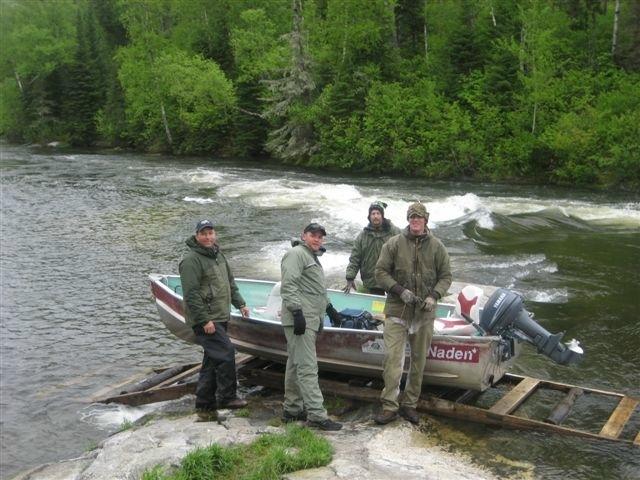 Dauner Fishing Trip - 2008 011